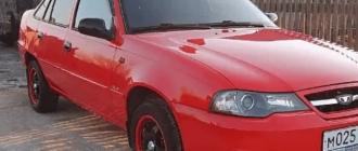 цвет красный нексия 73L