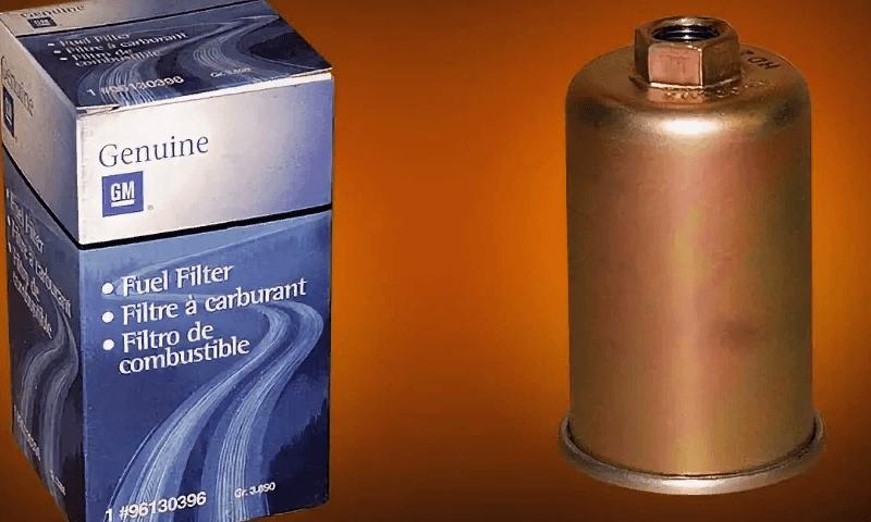 топливный фильтр нексия