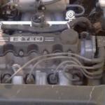 двигатель 1.5 8 кл нексия A155MS фото