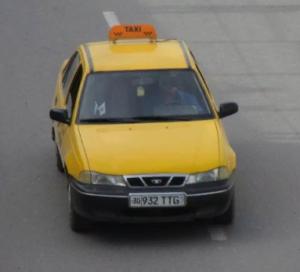Нексия Такси